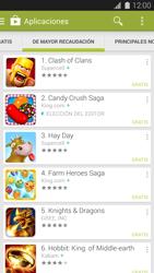 Instala las aplicaciones - Samsung Galaxy S5 - G900F - Passo 9
