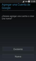Crea una cuenta - Samsung Galaxy Core Prime - G360 - Passo 3