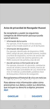 Limpieza de explorador - Huawei P30 Pro - Passo 4