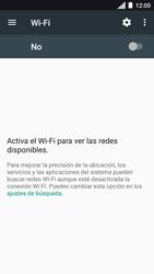 Configura el WiFi - Motorola Moto C - Passo 5