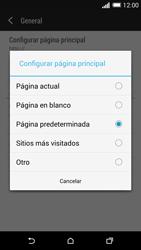 Configura el Internet - HTC One M8 - Passo 24