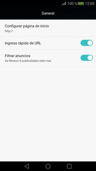 Configura el Internet - Huawei Mate S - Passo 25