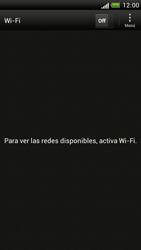 Configura el WiFi - HTC One S - Passo 5
