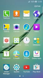 Envía fotos, videos y audio por mensaje de texto - Samsung Galaxy S6 Edge - G925 - Passo 2