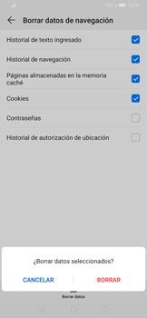 Limpieza de explorador - Huawei P30 - Passo 13