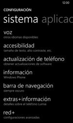 Restaura la configuración de fábrica - Nokia Lumia 635 - Passo 4
