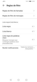 Cómo bloquear llamadas - Huawei Y6p - Passo 5