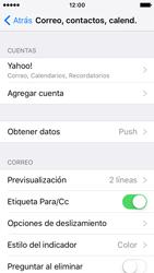 Configura tu correo electrónico - Apple iPhone SE - Passo 10