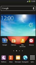 Transferir fotos vía Bluetooth - Samsung Galaxy S4  GT - I9500 - Passo 2