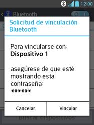 Conecta con otro dispositivo Bluetooth - LG Optimus L3 II - Passo 8