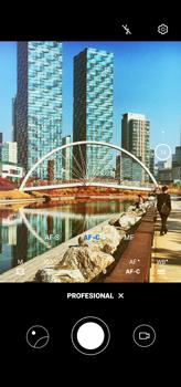 Modo profesional - Huawei P40 Lite - Passo 13