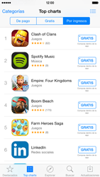 Instala las aplicaciones - Apple iPhone 6 - Passo 10