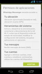 Instala las aplicaciones - Motorola RAZR D3 XT919 - Passo 17