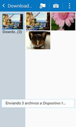 Transferir fotos vía Bluetooth - Samsung Galaxy Core Prime - G360 - Passo 12