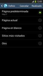 Configura el Internet - Samsung Galaxy S4  GT - I9500 - Passo 23
