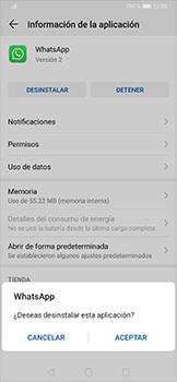 Desinstalar aplicaciones - Huawei P30 Pro - Passo 6