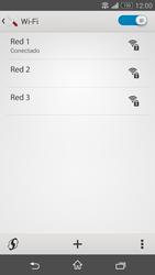 Configura el WiFi - Sony Xperia Z3 Compact - Passo 8