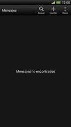Envía fotos, videos y audio por mensaje de texto - HTC ONE X  Endeavor - Passo 3