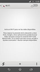 Configura el WiFi - Sony Xperia M2 Aqua D2303 - Passo 5