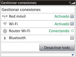 Configura el hotspot móvil - BlackBerry Curve 9320 - Passo 4