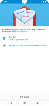 Configura tu correo electrónico - Motorola One Zoom - Passo 13