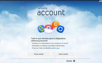 Activa el equipo - Samsung Galaxy Note Pro - Passo 11