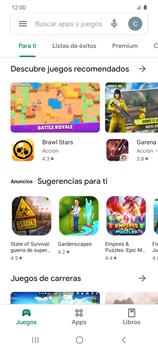 Instala las aplicaciones - Samsung Galaxy S20 - Passo 7