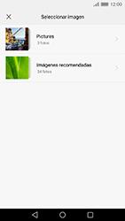 Envía fotos, videos y audio por mensaje de texto - Huawei Cam Y6 II - Passo 15