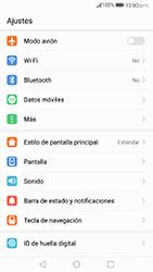 Configura el hotspot móvil - Huawei P10 - Passo 3