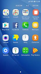 Transferir fotos vía Bluetooth - Samsung Galaxy J5 Prime - G570 - Passo 3