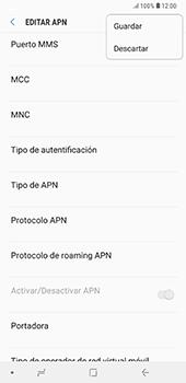 Configura el Internet - Samsung A7 2018 - Passo 16