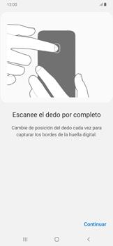 Habilitar seguridad de huella digital - Samsung Galaxy A30 - Passo 13