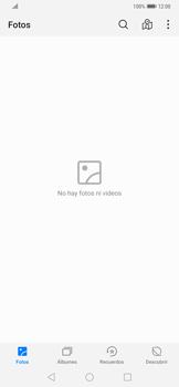 Transferir fotos vía Bluetooth - Huawei Mate 20 Pro - Passo 3