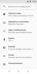 Limpieza de aplicación - Motorola Moto E5 Play - Passo 3