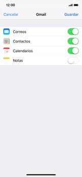 Configura tu correo electrónico - Apple iPhone XS - Passo 9