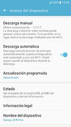 Actualiza el software del equipo - Samsung Galaxy J5 Prime - G570 - Passo 6