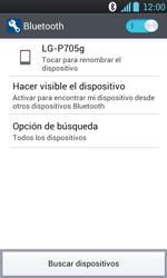 Conecta con otro dispositivo Bluetooth - LG Optimus L7 - Passo 6