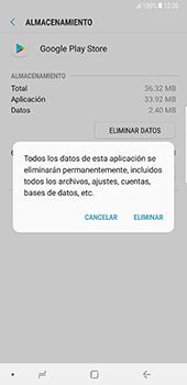 Limpieza de aplicación - Samsung Galaxy Note 8 - Passo 8