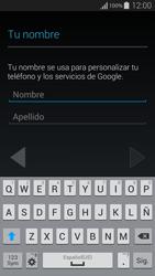 Crea una cuenta - Samsung Galaxy Alpha - G850 - Passo 4