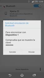 Conecta con otro dispositivo Bluetooth - Sony Xperia Z2 D6503 - Passo 7