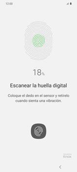 Habilitar seguridad de huella digital - Samsung Galaxy S20 - Passo 13