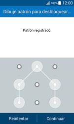 Desbloqueo del equipo por medio del patrón - Samsung Galaxy Core Prime - G360 - Passo 8