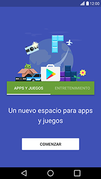 Instala las aplicaciones - LG V20 - Passo 3