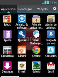 Configura el Internet - LG Optimus L3 II - Passo 3