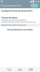 Configura el hotspot móvil - LG G3 D855 - Passo 11