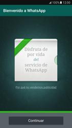 Configuración de Whatsapp - Samsung Galaxy S7 - G930 - Passo 14