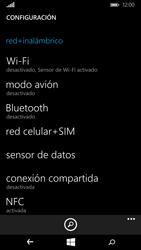 Configura el Internet - Microsoft Lumia 640 - Passo 4