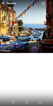 Transferir fotos vía Bluetooth - LG Q6 - Passo 4