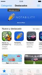 Instala las aplicaciones - Apple iPhone 5s - Passo 3
