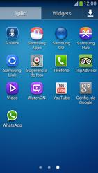 Configuración de Whatsapp - Samsung Galaxy Zoom S4 - C105 - Passo 3